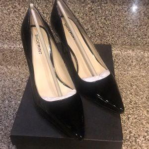 New With Box Shoemint Patent Leather Pump Size 6.5